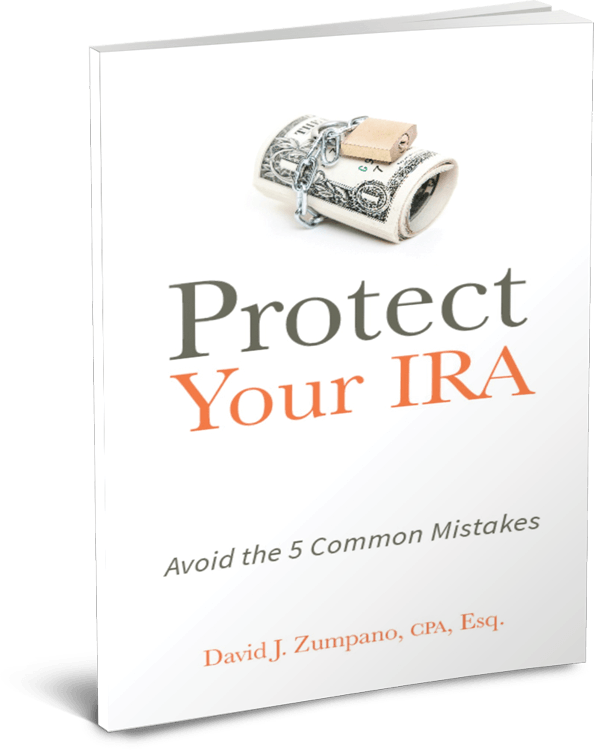 Protect Your IRA Book Cover