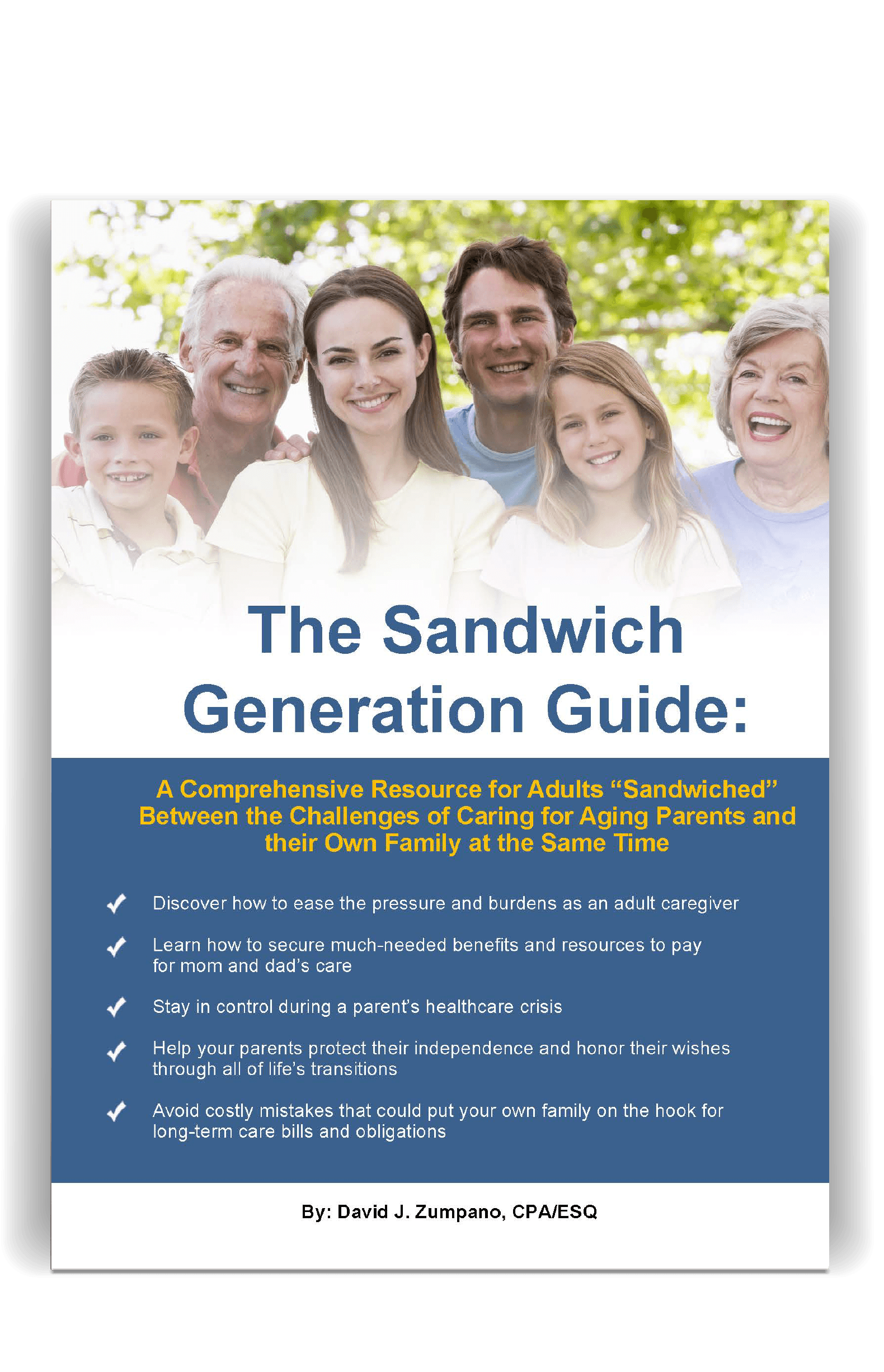 The Sandwich Generation Guide cover