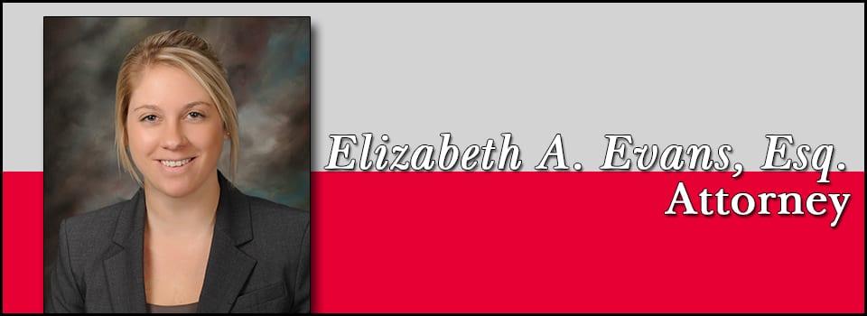 Elizabeth Evans, Attorney
