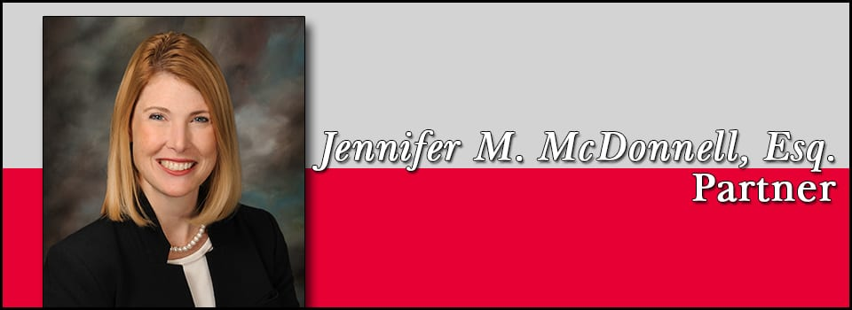 Jennifer McDonnell, Partner