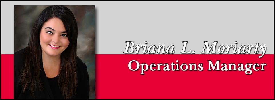 Briana Moriarty