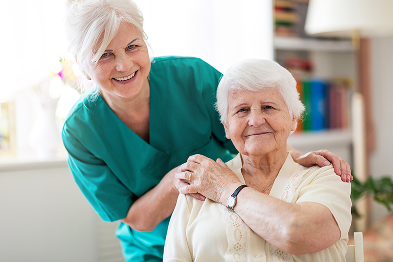 Caregivers Must Remember to Care for Themselves