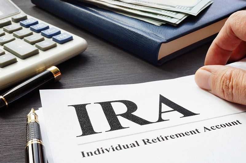 The Benefits of Putting Your IRA Into a Trust