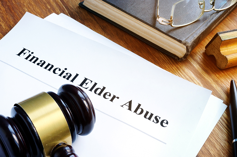 What You Need To Know About Financial Elder Abuse