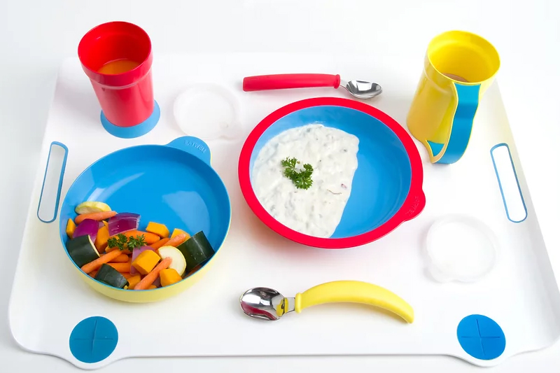 A Designer Has Created Tableware To Help People With Dementia